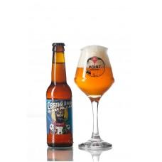 Пиво Святий Арнольд Belgian Pale Ale Ale Point Brewery світле нефільтроване 5° 0,33л