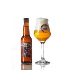 Пиво Скрипаль Hоney Ale Ale Point Brewery світле нефільтроване 4° 0,33л