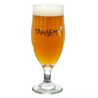 Пиво Московське Original Amber lager Ale Point Brewery світле нефільтроване 5° 0,5кг
