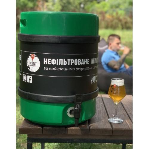 Послуги оренди термокеги 150.00 грн./сут на пиво Ale Point Brewery