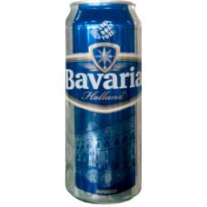 Пиво Bavaria German Pilsner 5° 500г
