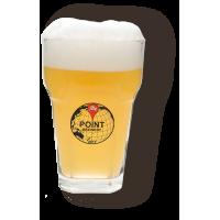 Пиво П'яний Монах Witbier Ale Point Brewery світле пшеничне нефільтроване 4,5° 0,5кг