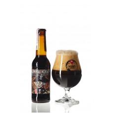 Пиво Admiral Nelson Imperial Stout Ale Point Brewery темне нефільтроване 9,5° 0,33л