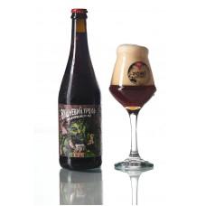 Пиво Вишневий Троль Wild Specialty Ale Ale Point Brewery темне нефільтроване 5° 0,75л