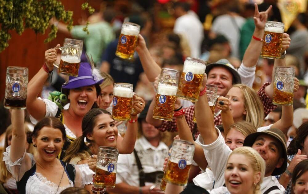 ТОП-10 пивных праздников в мире