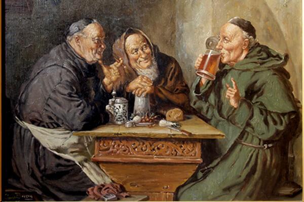 История пива. Рождение пива.