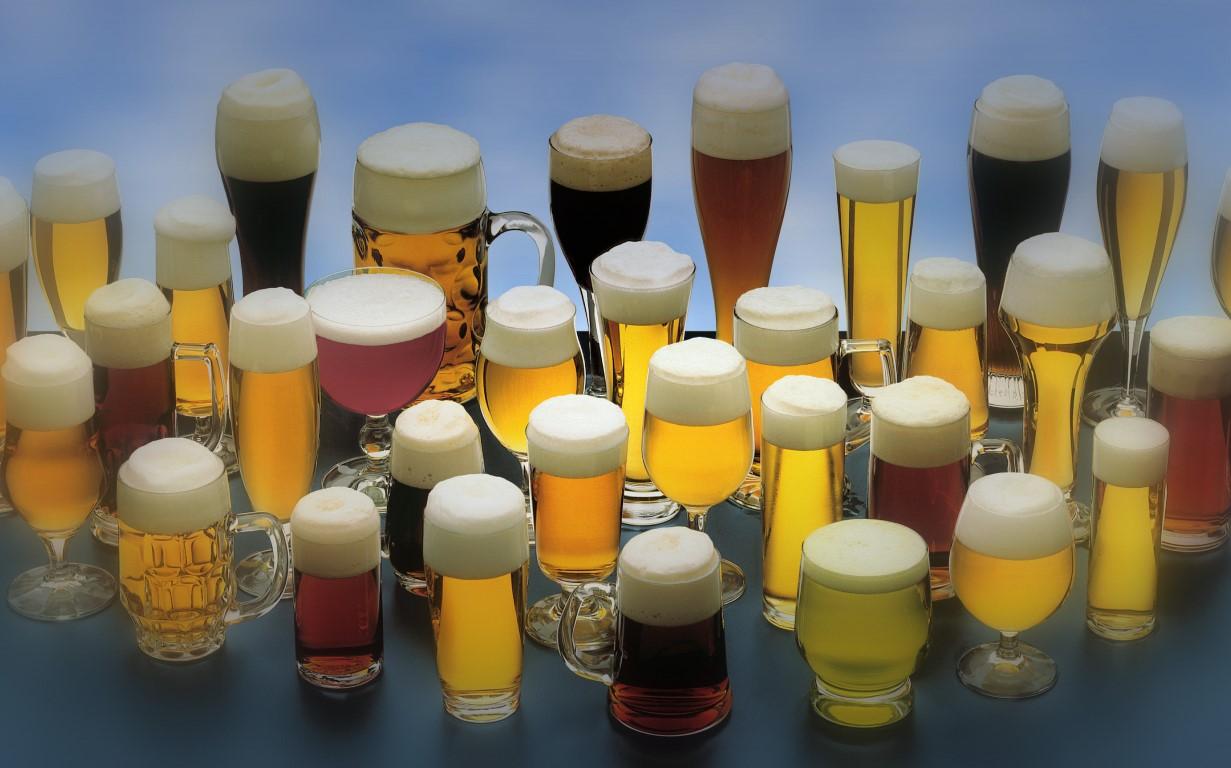 Дегустация пива: как правильно пить пиво