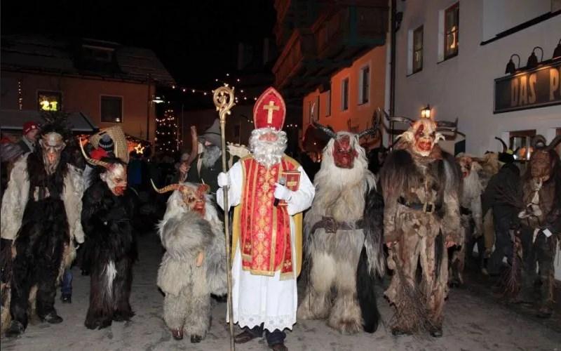 День Святого Николая: история, как праздновали