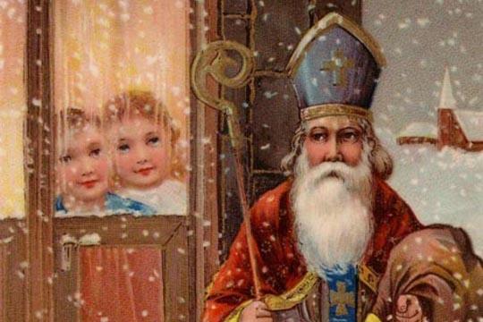 Святой Николай Чудотворец и Пиво