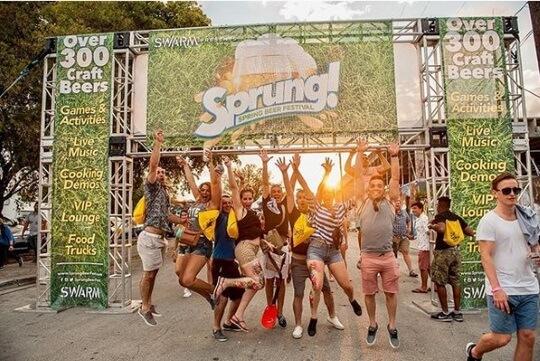 Пивной фестиваль в Майами и Минессоте